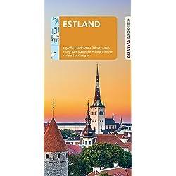 GO VISTA: Reiseführer Estland: Mit Faltkarte und 3 Postkarten Autovermietung Estland