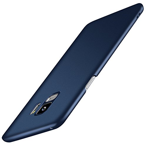 REALIKE Samsung Galaxy S9Ultra Thin Case Super Slim Hartschale Cover Matt Finishing Schutzhülle Schlank Leicht Mit Hervorragende Griffigkeit für Samsung S9. (Super-finishing)