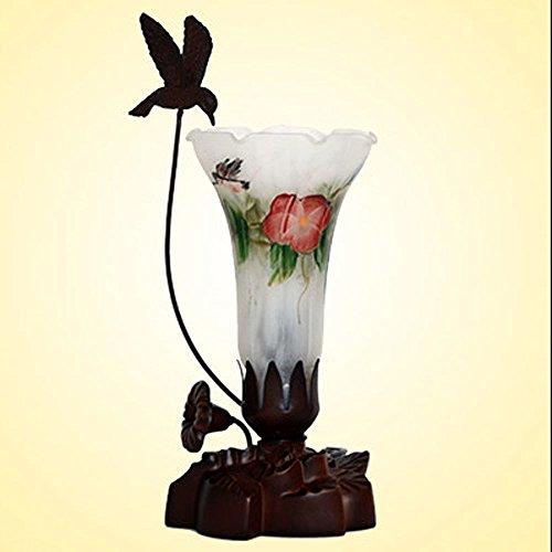 Creativa piccola lampada da tavolo in vetro soffiato creativo 8053