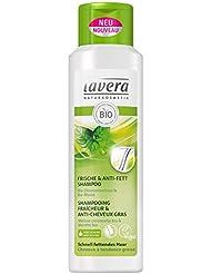 Lavera Shampooing Fraicheur/Anti-Cheveux Gras Bio 200 ml