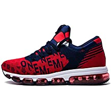 Onemix Air Hombre Zapatos para Correr Transpirable Zapatillas de Running para Mujer Deportivas Calzado Unisex Adult