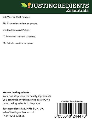 JustIngredients Essential Valerian Root Powder 1 Kg