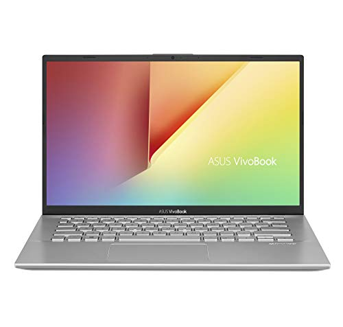 Asus VivoBook S S412UA-EK026T PC Portable 14' FHD (Intel Core i3-7020U, RAM 8Go, 128Go SSD, Windows...