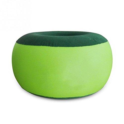 Wicker-schreibtisch-stuhl (HQCC DLDL Aufblasbarer Hocker Umwelt PVC aufblasbare Stuhl aufblasbare Dichtung pneumatische Luft Stühle)