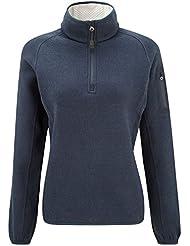 Henri Lloyd Traverse Half Zip Women's Fleece Marine Y20088 Sizes- - Medium