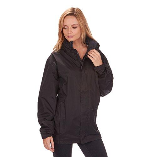 BAUM-CONTRY-Ladies-Lightweight-Jacket-Raincoat-Waterproof-Windproof-Folding-Hood