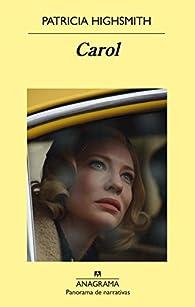 Carol par  Patricia Highsmith