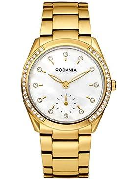 Rodania 26137.–60–Armbanduhr Damen Farbe Gold