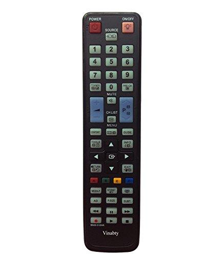 Vinabty reemplazado control remoto BN59–01054A BN5901054A Compatible con SAMSUNG Smart TV LCD...