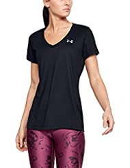 Under Armour Women's Tech Ssv Gym T-Shirt Short Sleeve Light and Breathable Running Apparel for Women