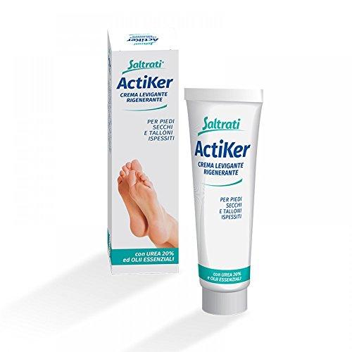 saltrati crema rigenerante plus trattamento idratante piedi secchi 100 ml