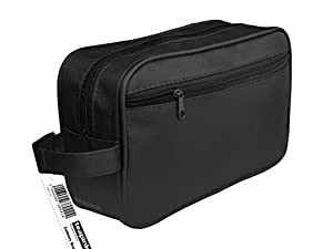 Toiletry Bag Travel Overnight Wash Gym Shaving Bag For Men's Or Ladies