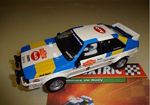 Desconocido Scalextric Audi Quattro Sanyo altaya campeones