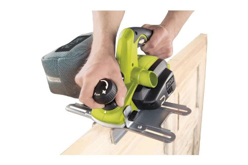 Ryobi EPN7582NHG Planer with DustTech(TM) Technology, 750 W