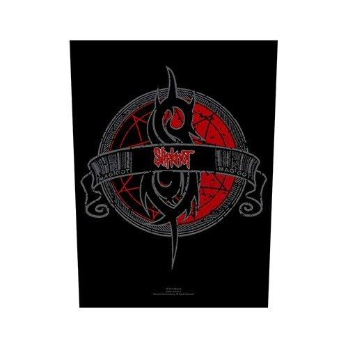 Ufficiale Slipknot schiena (con stemma)