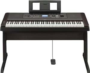 Yamaha DGX-650B Digital Piano schwarz