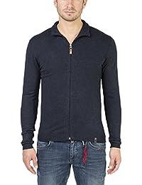 Timezone Basic Light Knit Jacket, Chaqueta Punto para Hombre