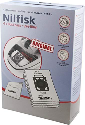 Nilfisk 2681045118accesorio de aspiradora, bolsas de aspiradora