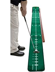 TT Office Golf Putter Practice Indoor Golf Mats Putt Práctica Manta Gamuza 30 * 300cm