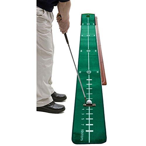 TLMY Golf Putting Praxis Büro Massivholz Innen Übung Lieferungen Golfmatten
