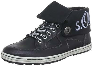 s.Oliver Casual 5-5-25124-31, Damen Sneaker, Schwarz (BLACK 001), EU 37