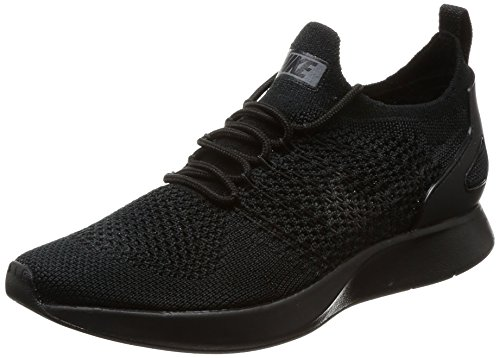 Air Flyknit Zoom Gymnastikschuhe Nike Blackdark Greywhite Racer Mariah Schwarz Damen gwfIT