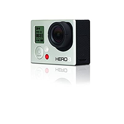 GoPro Actionkamera Hero3 White Slim Edition
