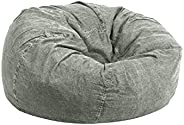 Regal In House Jeans Bean Bag Chair Large Size - Bale Grey - JBB0159S015