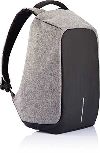 Husker Polyester 10Liters Grey Laptop Backpack