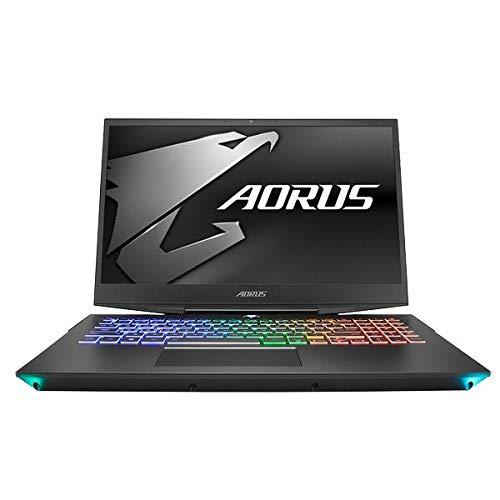 PORTATIL GIGABYTE AORUS 15-W9-7ES0252W AORUS 15 W9, 8ª GENERACIÓN DE PROCESADORES Intel Core? I7, 2,20 GHz, 39,6 CM (15.6''), 1920 X 1080 Pixeles, 16 GB, 2512 GB