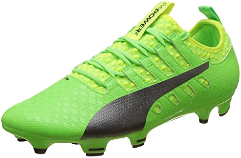 adidas Herren X 17.4 Fxg Fußballschuhe  Mehrfarbig (FTWR White/Energy Blue/Clear Grey)  44 2/3 EU