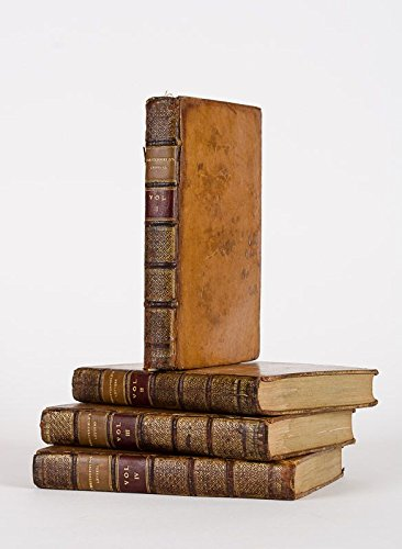Letters Written by the Late Right Honourable Philip Dormer Stanhope, Earl of Chesterfield, to His Son Philip Stanhope, Esq; Late Envoy Extraordinary at the Court of Dresden 1st Edition 2 Volumes