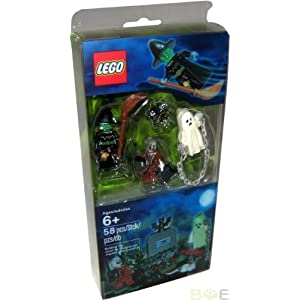 LEGO Halloween Accessory Set [Toy] (Japan Import) LEGO HIDDEN SIDE LEGO