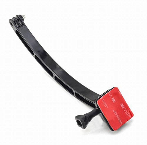 Phot-R® Helmet Arm Extension Kit with Quick Release Buckle, Curved Adhesive M.