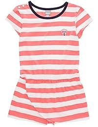 c5af5d451ff Bench Girl s Stripey Skort Playsuit Dress