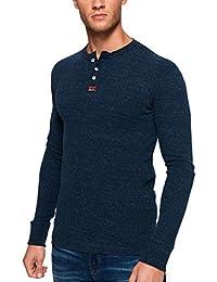 Amazon.fr   Superdry - T-shirts à manches longues   T-shirts, polos ... 0b855dc9f56f