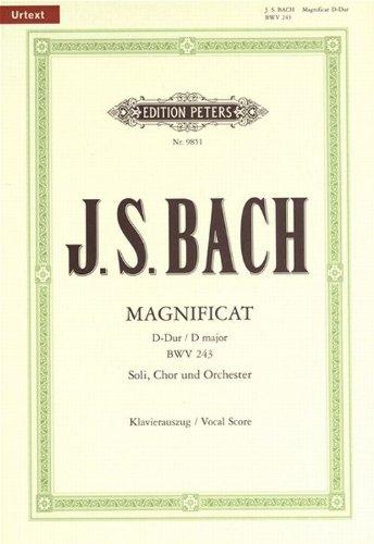 Magnificat Bwv243 Ré Maj. - Cht/Po