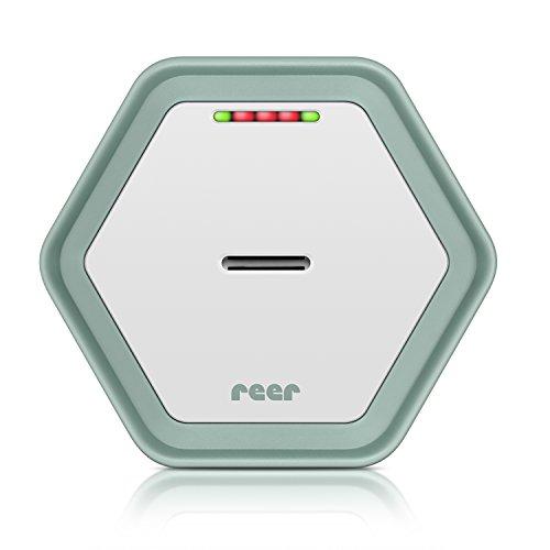 Reer 50110 BeeConnect, Digitales Babyphone + Gratis LED-Nachtlicht -
