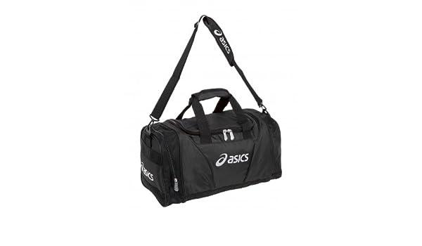 98c599c49997 ASICS Small Duffle Bag, Red/Black: Amazon.co.uk: Luggage
