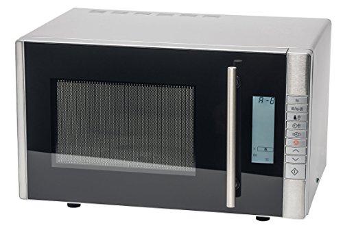MEDION MD 14482 Mikrowelle mit Grill, 20L Garraum, 8 Automatikprogramme, Auftaufunktion (800 Watt...