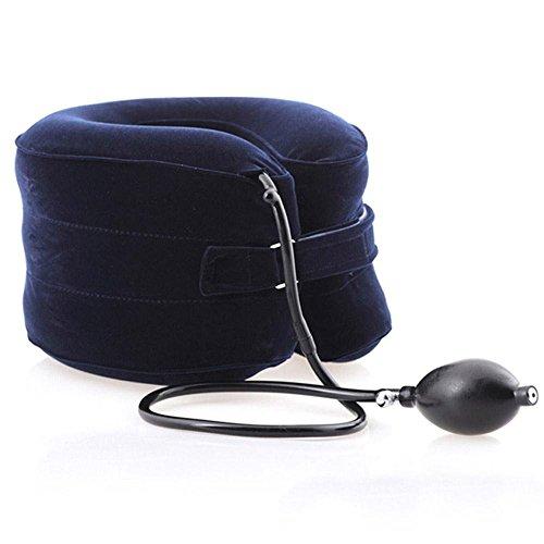 u-pillow a tre strati full-necked trazione cervicale domestici Medical trazione cervicale collo nuca alleviare l' affaticamento