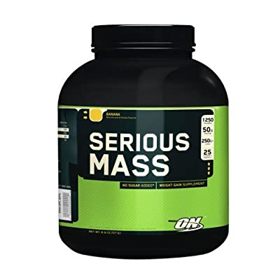 Optimum Nutrition Serious Mass Weight from Optimum Nutrition