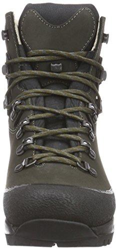 Hanwag Alaska Lady Gtx, Chaussures de Randonnée Hautes Femme Gris (Asche)