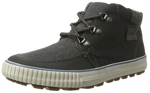 Columbia Vulc N Trail Chukka, Chaussures Multisport Outdoor Homme Gris (Dark Grey, Kettle 089)