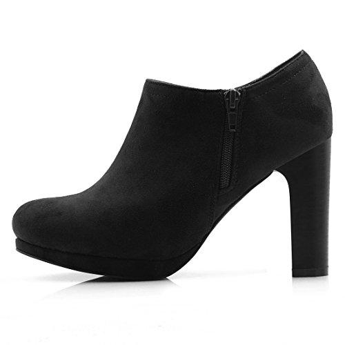 donna K Allegra Dark Black Stivali ApqwZ