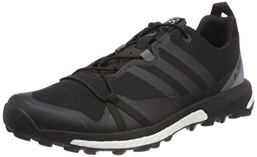 new product 4eff0 5a062 adidas Terrex Agravic, Zapatillas de Cross para Hombre, Negro Core  BlackVista Grey