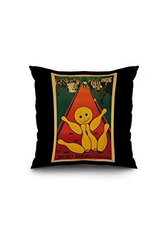 bowlings-brunswick-vintage-poster-artist-oge-france-c-1910-16x16-spun-polyester-pillow-cover-black-b