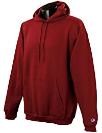 Champion Sudadera con capucha para hombre , tecnología Double Dry, con forro polar
