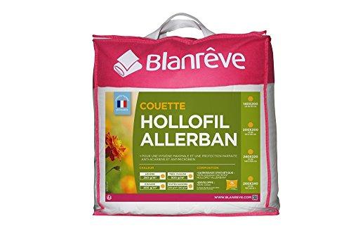 Blanrêve Couette Hollofil Allerban Toutes Saisons 260 x 240