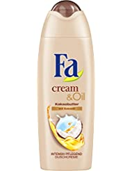 Fa Duschgel Cream & Oil, 6er Pack (6x250 ml)